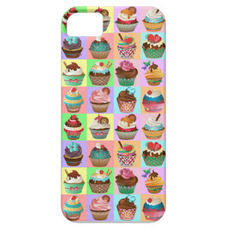 Cupcake Pattern Cell Case
