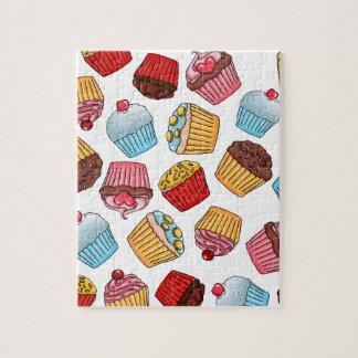 Cupcake Pattern Puzzles
