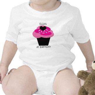 Cupcake Personalized Shirt
