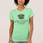 Cupcake Petite T-Shirt