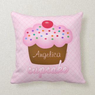Cupcake Throw Pillows