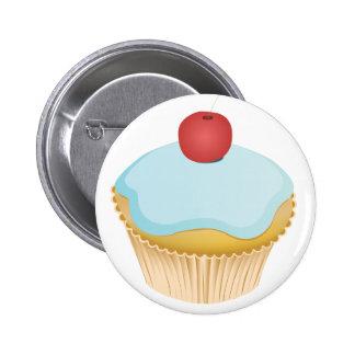 Cupcake Pinback Button