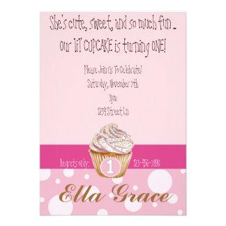 Cupcake & Polka Dots Announcement