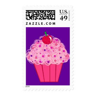 Cupcake Stamps