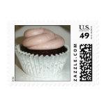 Cupcake Postage Stamp