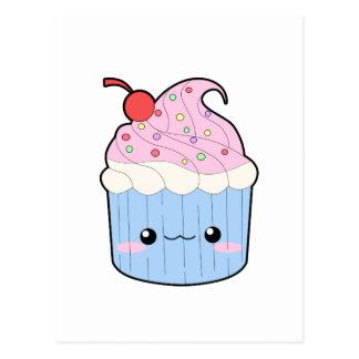 Cupcake Post Cards