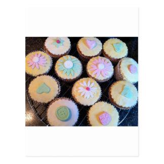 Cupcake Postcards