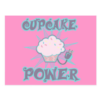 Cupcake Power Post Cards