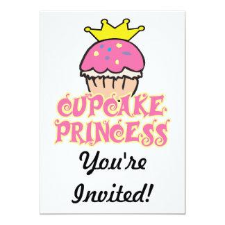 Cupcake Princess Card