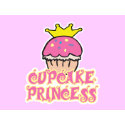 Cupcake Princess postcard