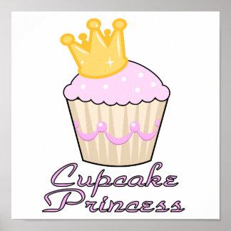 cupcake princess poster