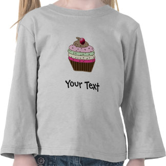 cupcake products t-shirts