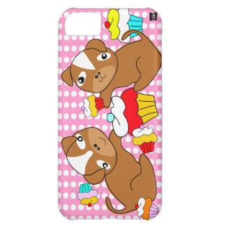 Cupcake Puppy iPhone 5 Case-Mate Case