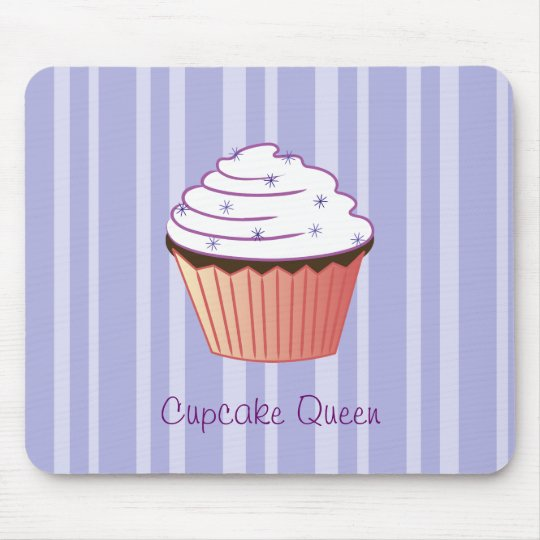 Cupcake Queen Mousepad