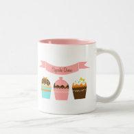 Cupcake Queen Mug