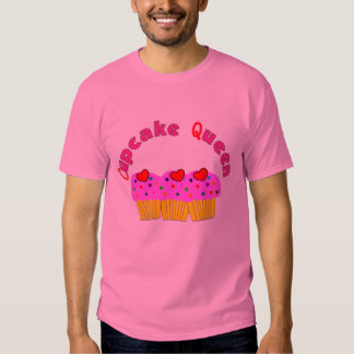 """Cupcake Queen""  T-Shirts and Gifts"