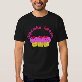 """""""Cupcake Queen""""  T-Shirts and Gifts"""