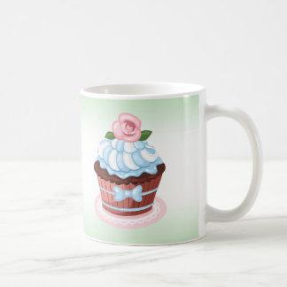 Cupcake Recipe, Birthday Gift Mug