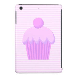Cupcake. rosado fundas de iPad mini retina