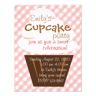Cupcake Shaping Up Nicely Announcement