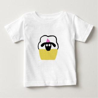 Cupcake Sheep Baby Shrit T-shirt