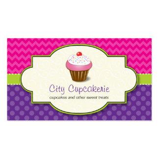 Cupcake Shop Business Card