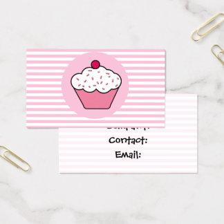 cupcake shop business Cards