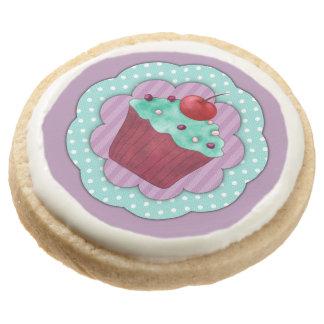 Cupcake Short bread cookies