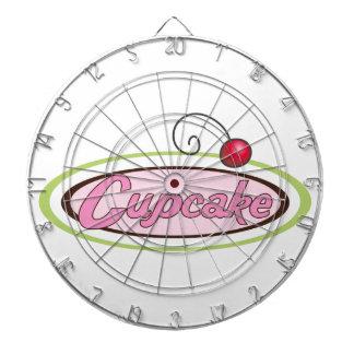 Cupcake Sign Dart Board