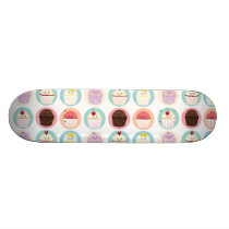 Cupcake Skateboard, Feminine Skateboard