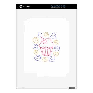 Cupcake Skin For The iPad 2