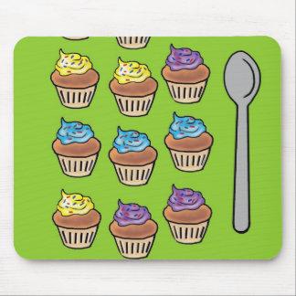 Cupcake Slots Mouse Pad