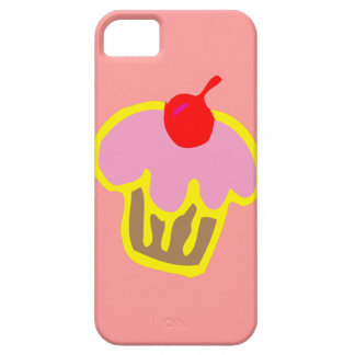 Cupcake smartphone cover