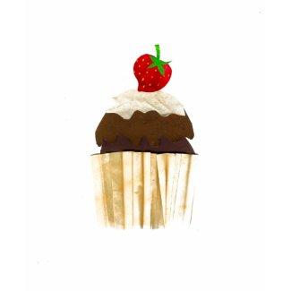 Cupcake Spaghetti Strap Top shirt