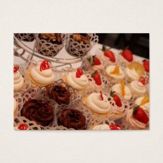 Cupcake Spread Business Card