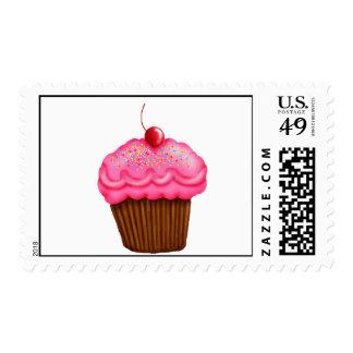 cupcake- sprinkalicious postage
