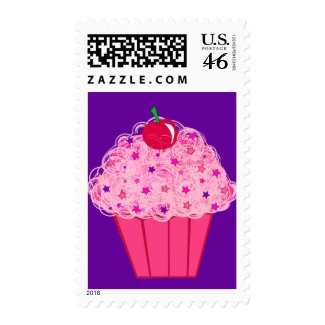 Cupcake Stamps