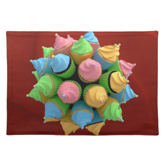 Cupcake Star Cloth Placemat