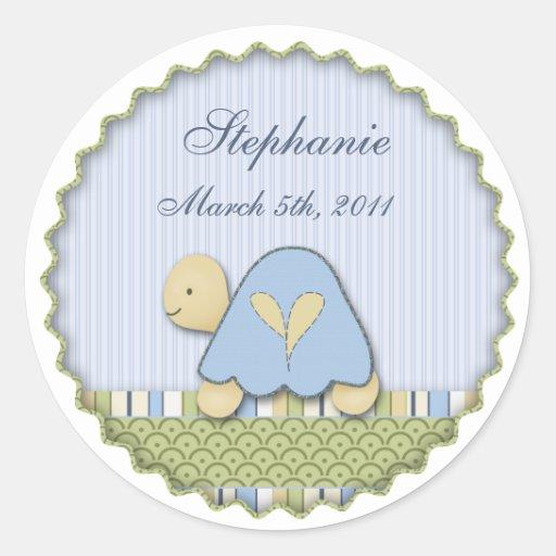 cupcake_sticker2, Stephanie, March 5th, 2011 Round Stickers