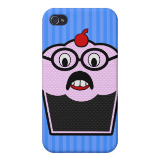 Cupcake Studmuffin iPhone 4/4S Cover