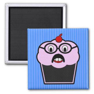 Cupcake Studmuffin Magnet