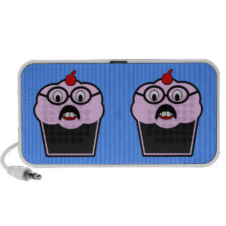 Cupcake Studmuffin Notebook Speaker