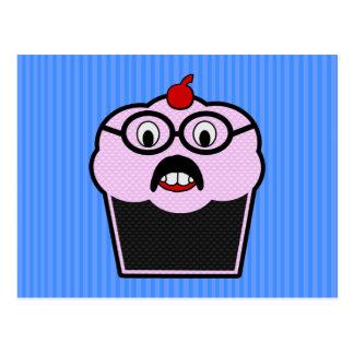 Cupcake Studmuffin Post Card