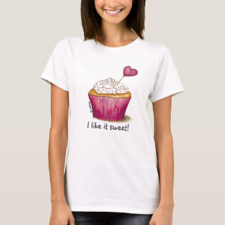 Cupcake - Sweetest Day T-Shirt