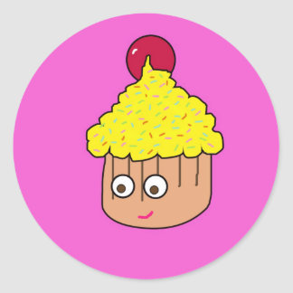 CUPCAKE SWEETIE Sticker