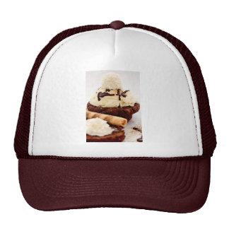 Cupcake Sweets Dessert Party Shower Chocolate Art Trucker Hat