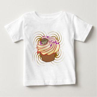 Cupcake Swirl Baby T-Shirt