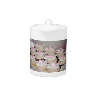 cupcake teapot