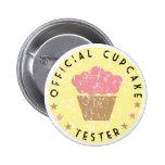 Cupcake Tester Button