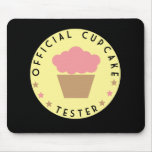 Cupcake Tester Mouse Mat